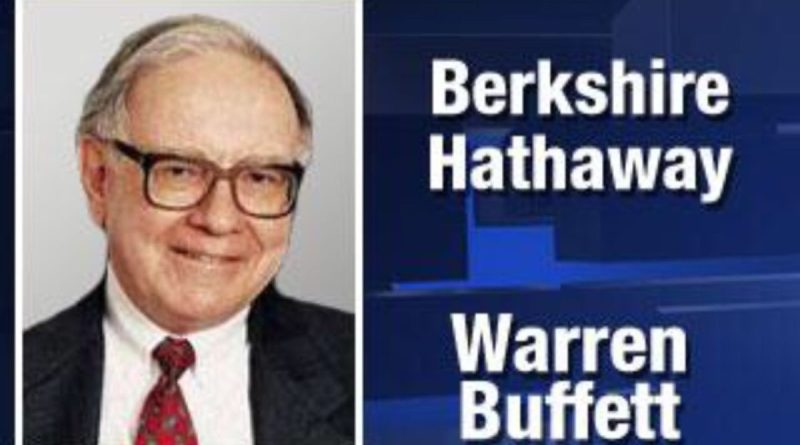 Berkshire Hathaway reduce su participación en Apple