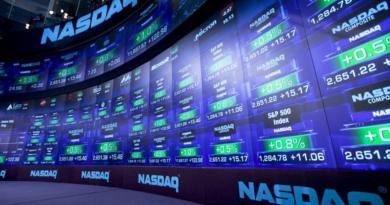 Nasdaq, pantallas Wall Street