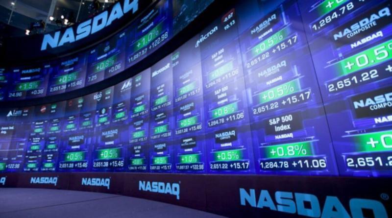 Wall Street cerró este lunes con fuertes ganancias en el Nasdaq