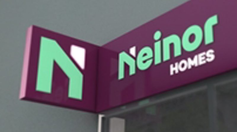 Neinor Homes, inmobiliaria