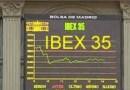 Ibex35, Bolsa, baja