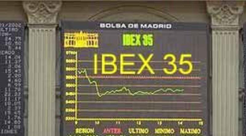 El IBEX 35 pierde hoy un 0,84% y los 9.800 puntos