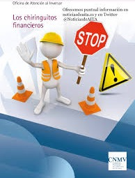 Stop chiringuitos financieros