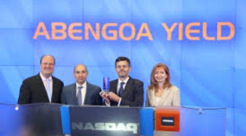 Abengoa debut Atlantica Yield en el Nasdaq
