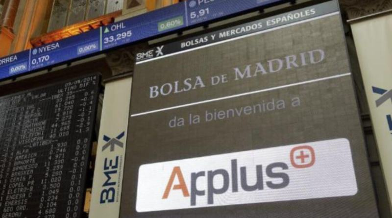 Applus eleva un 36,2% su beneficio neto