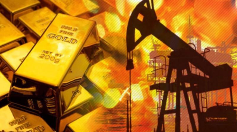 El oro no está funcionando como refugio para el dinero miedoso