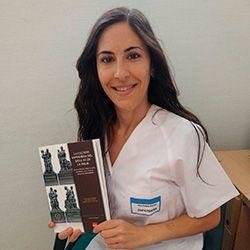 La enfermera arnedana, Ana Cobos Rincón