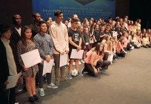 Participantes en el II Arnedo Talent