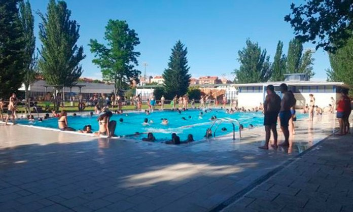 Piscinas municipales de Arnedo (La Rioja)