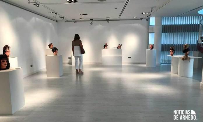Exposición en el Centro Fundación Caja Rioja - Bankia de Arnedo