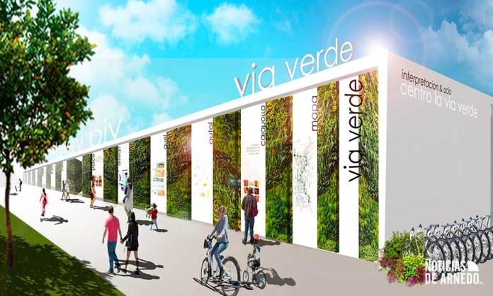 Proyecto del Centro de Ocio Infantil y Familiar en Arnedo