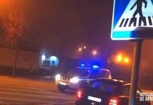 El atropello de la mujer se ha producido en la Avenida Entreviñas de Arnedo