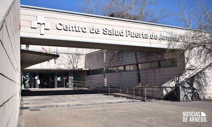 Centro de Salud Puerta de Arnedo (La Rioja)