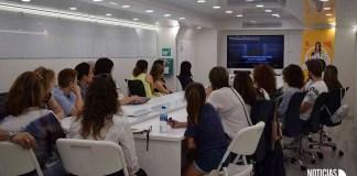 Mesa de Salud Mental en Positivo de los cursos de verano de la USJ en Arnedo