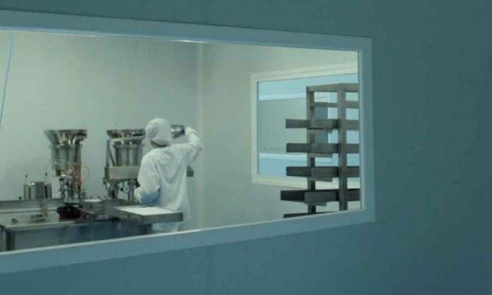 Instalaciones actuales de Nature Pharma