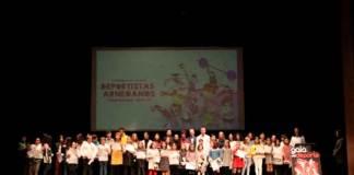 Imagen del Ayuntamiento de Arnedo de la Gala del Deporte de la Temp 2018-2019