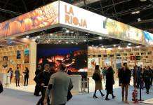 Stand de La Rioja en FITUR 2020