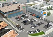 Así será el nuevo supermercado Lupa en Arnedo (La Rioja)