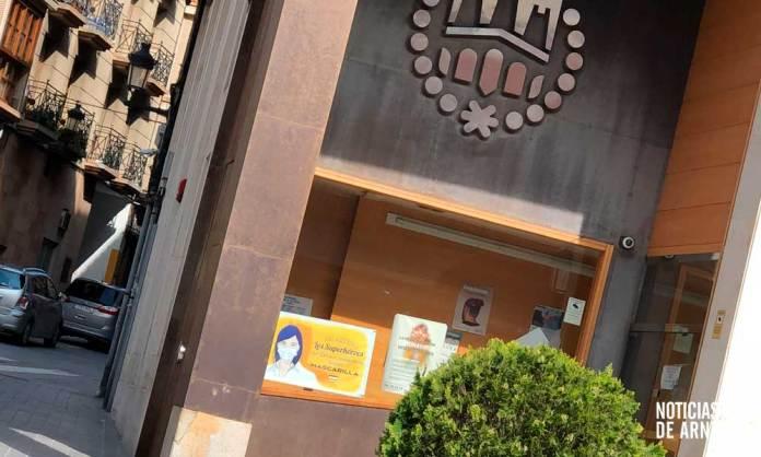 Ayuntamiento de Arnedo durante el Estado de Alarma