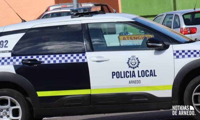 Dispositivo de Policía Local de Arnedo