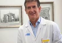Dr. Carlos Ruiz, Jefe de Sección de Neumología en el Hospital San Pedro de Logroño | Riojasalud
