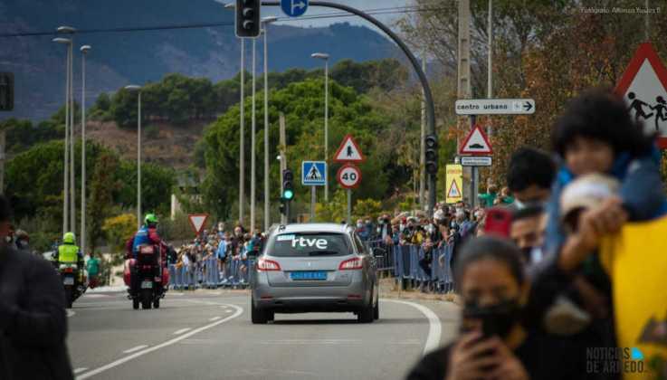 'La Vuelta' pasa por Arnedo