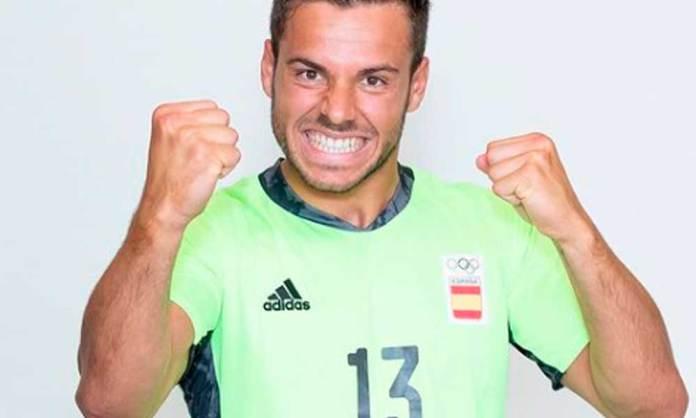 Álvaro Fernández en una imagen de su Instagram