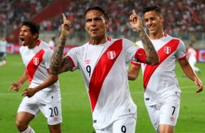 Selección de Perú sí asistirá al Mundial Rusia 2018
