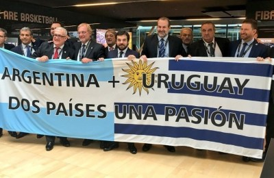 Argentina y Uruguay podrían organizar Mundial FIBA 2027