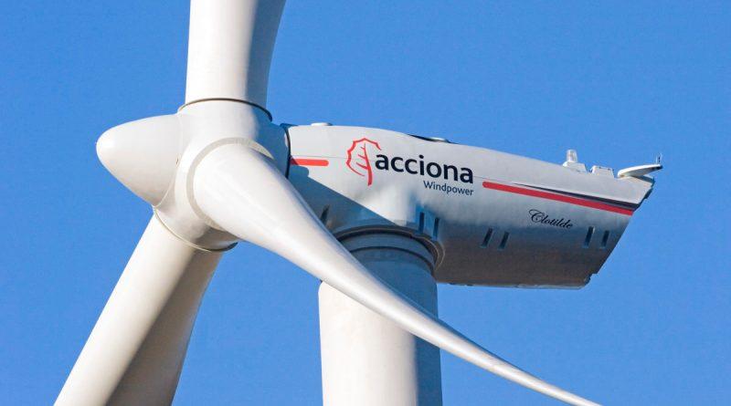 Acciona decide volver a apostar por las renovables en España