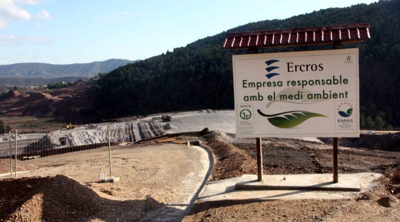 Ercros ha recomprado otras 86.682 acciones propias