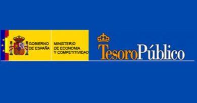 El Tesoro público español coloca letras al interés más bajo de la historia