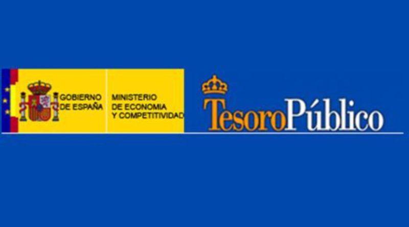 El Tesoro capta 6.228 millones de euros en la subasta de letras