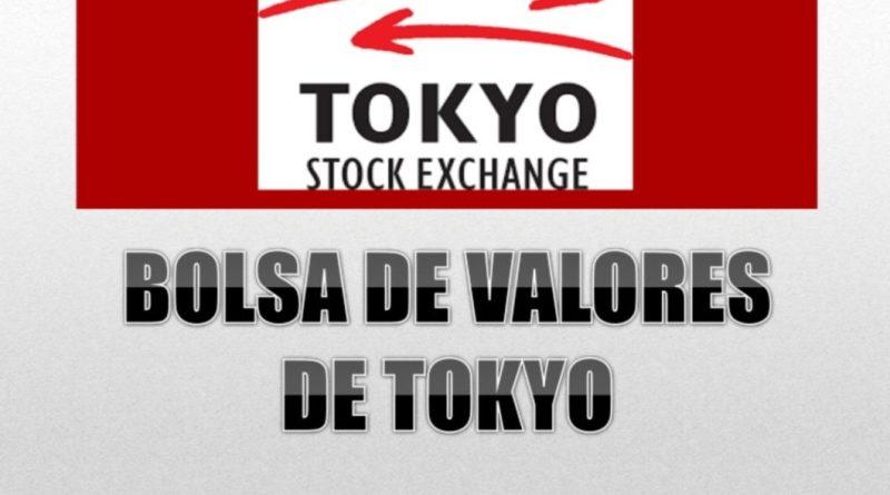 La Bolsa de Tokio retrocedió hoy en sus principales indicadores