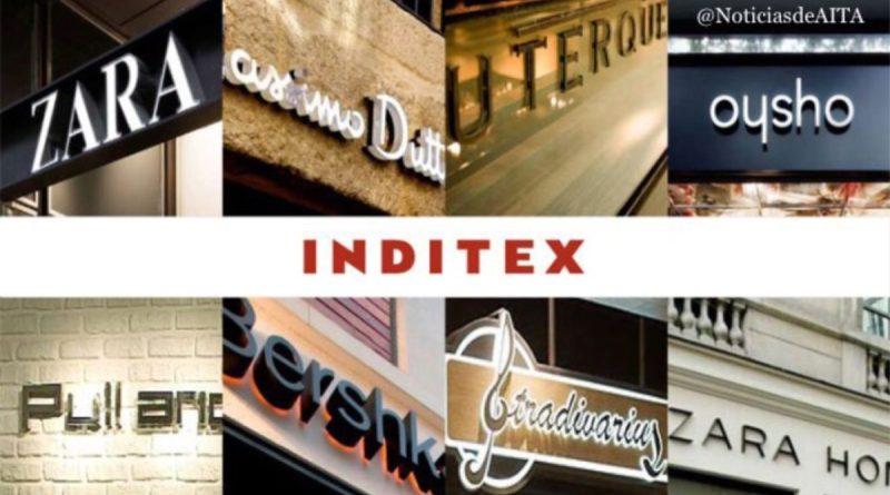 Inditex ganó hasta septiembre un 12% más