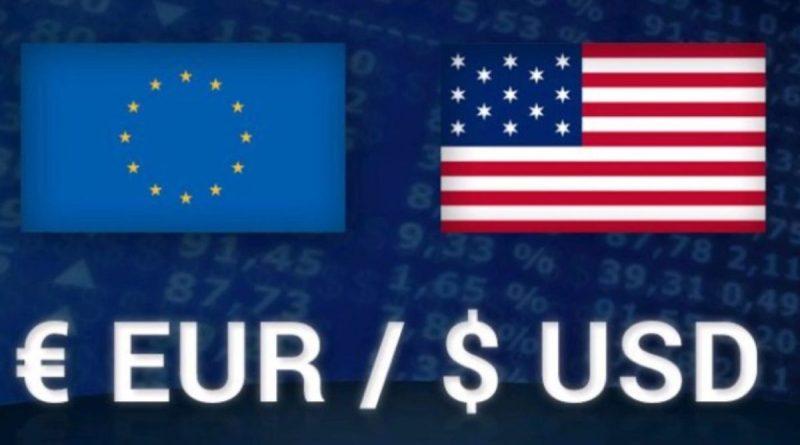 El euro alcanza máximos de tres meses frente al dólar