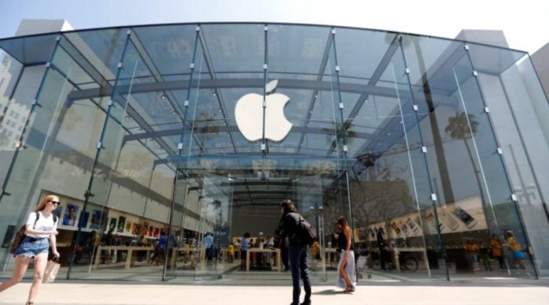 Apple en máximos históricos pero con señales de agotamiento