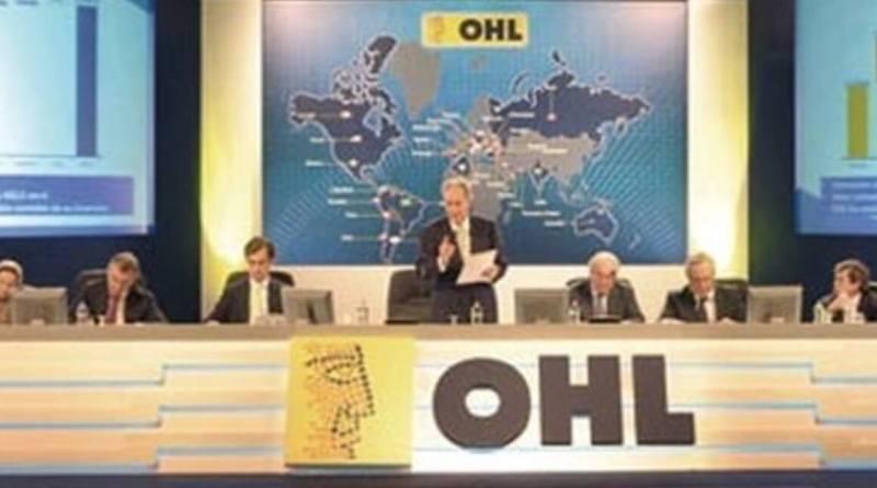 OHL acuerda con la banca reestructurar 600 millones en bonos