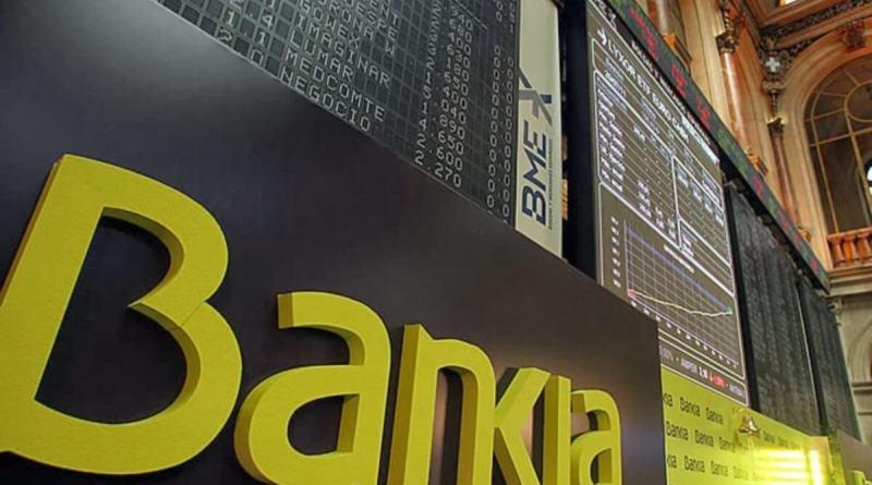 Bankia deja señal de compra para trading