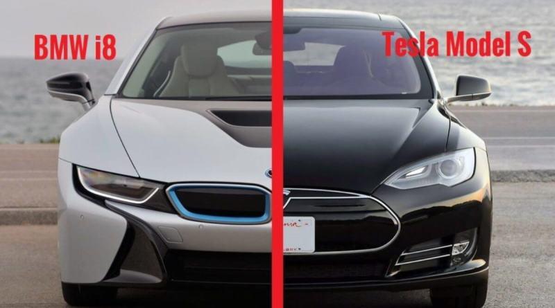 Repasode Tesla respecto a sus competidores