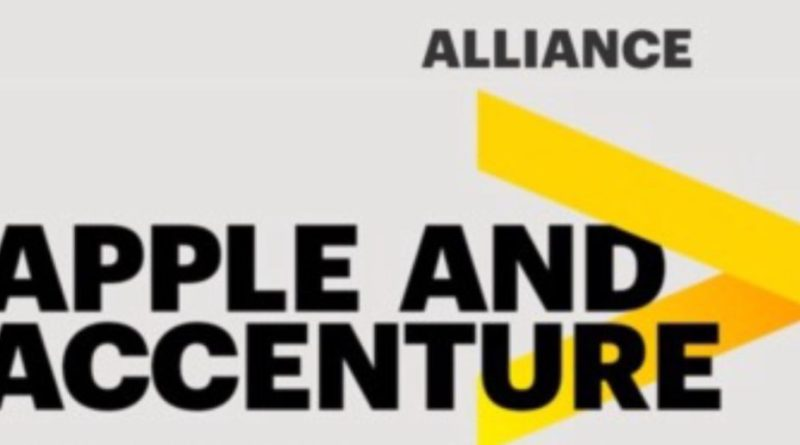 Alianza Apple, Accenture