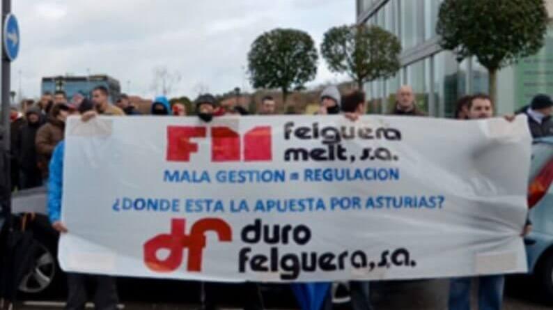La SEPI rescata Duro Felguera con una ayuda de 120 millones