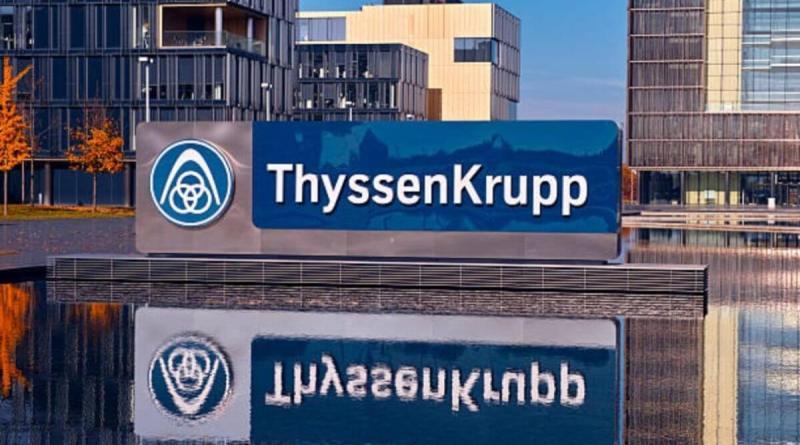 ThyssenKrupp dejará de cotizar en el DAX 30