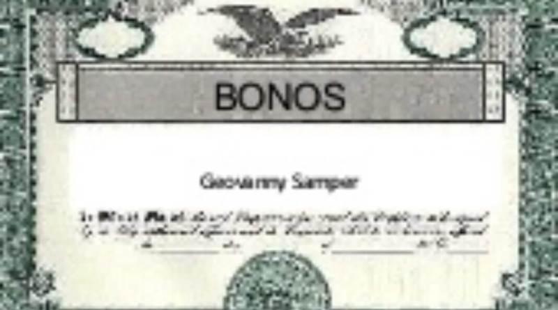 El Tesoro coloca 2.934 millones en bonos a tipos más negativos