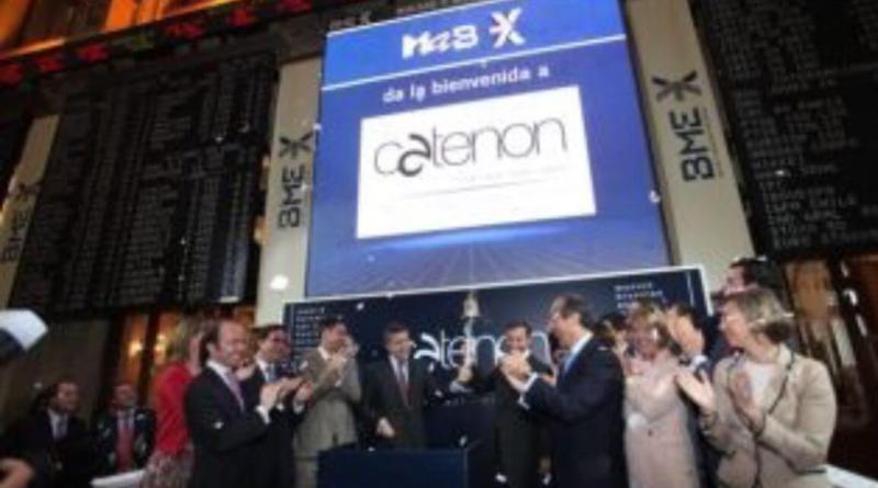 Catenon obtuvo un beneficio neto de 461.708 euros en 2018