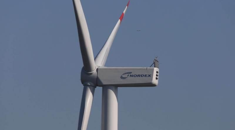 Nordex (Acciona) logra contrato de 80 aerogeneradores