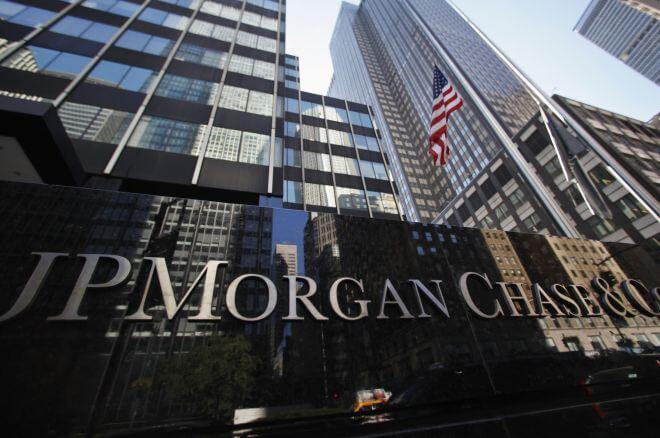 Beneficios récord para JPMorgan en el segundo trimestre