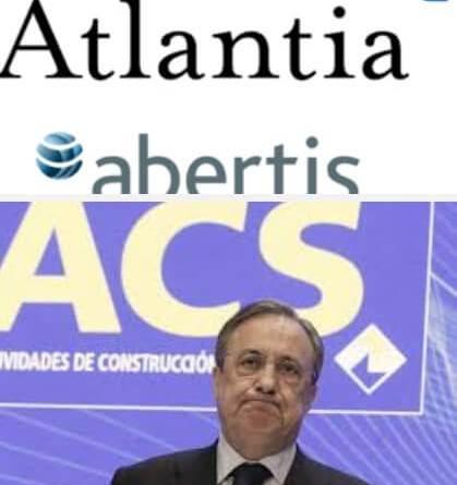 Atlantia, Abertis, ACS