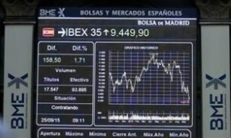 El Ibex 35 cerró con avances como el resto de plazas europeas