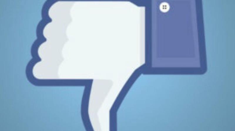 Las multas lastran las cuentas de Facebook